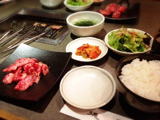 焼き肉(2)