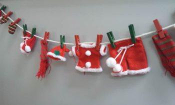 クリスマス風入口(3)